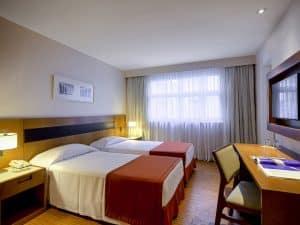 Mercure Rio de Janeiro - Bedroom