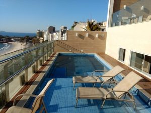 Mercure Rio de Janeiro - Swimming - pool - Area
