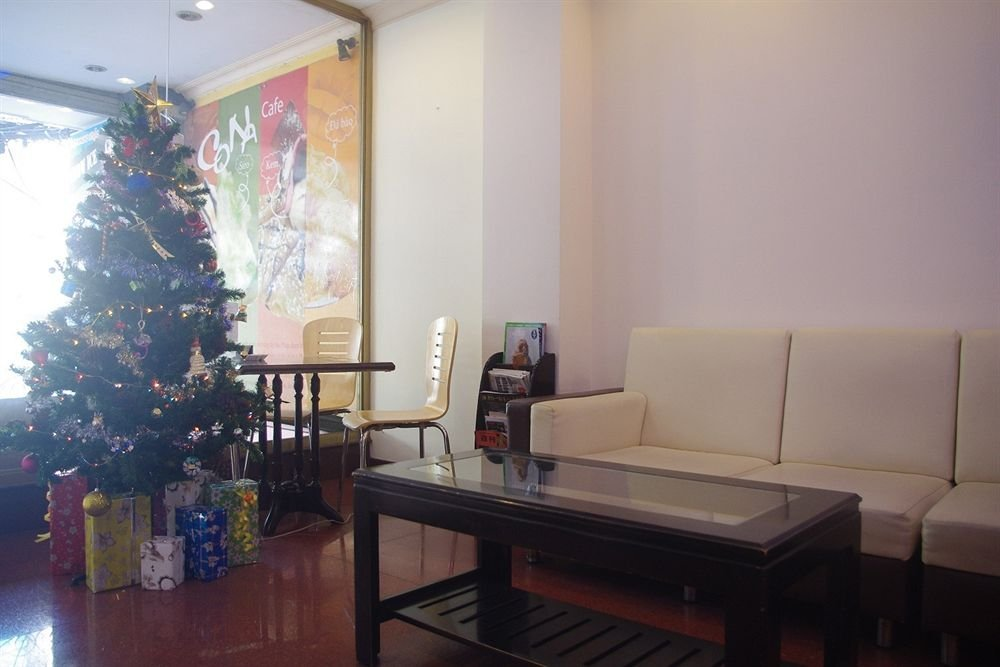 Anh Duy Hotel - Hall - Area