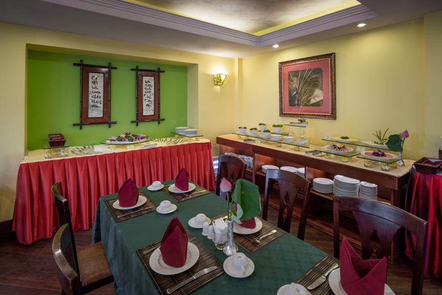Bong Sen Hotel Annex - Dining - Area