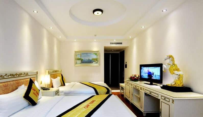 Cap Town Hotel - bedroom