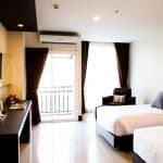 Crystal suites - bedroom