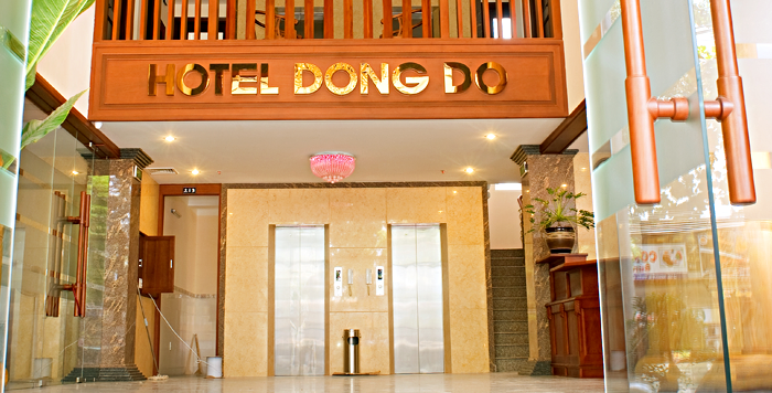 Dong Do Hotel - front - view