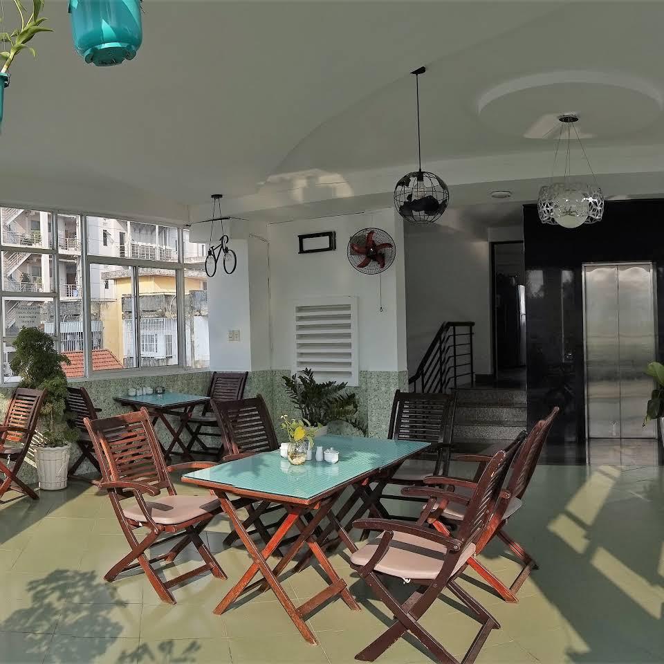 Green Suites Hotel - Balcony
