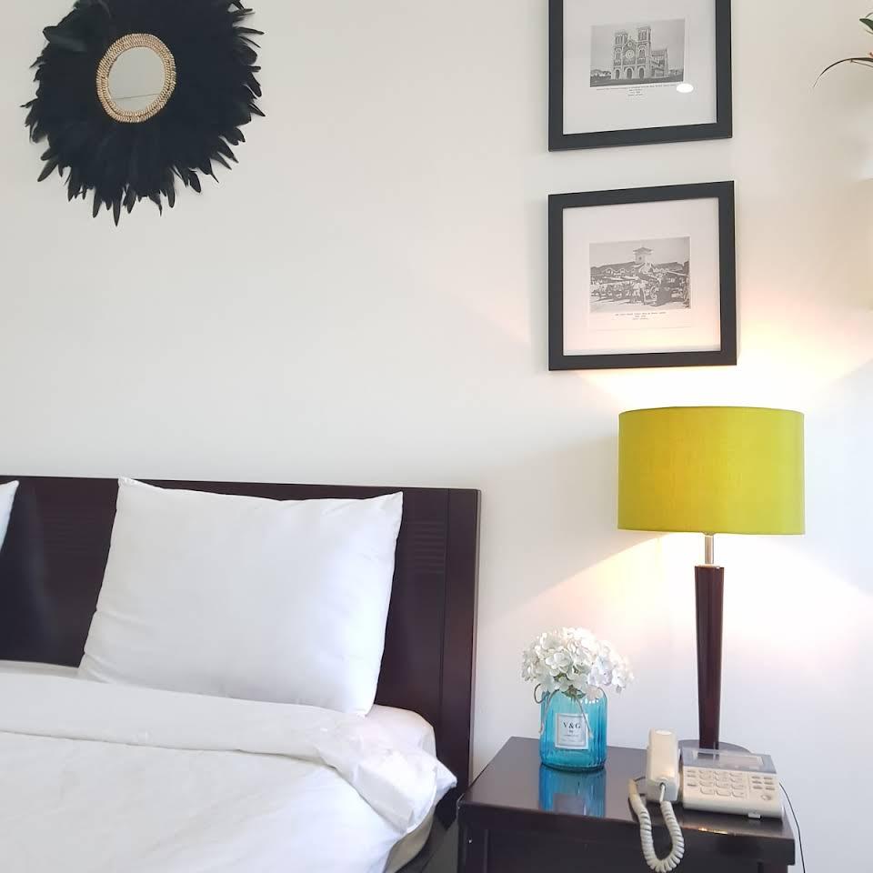 Green Suites Hotel - Bedroom