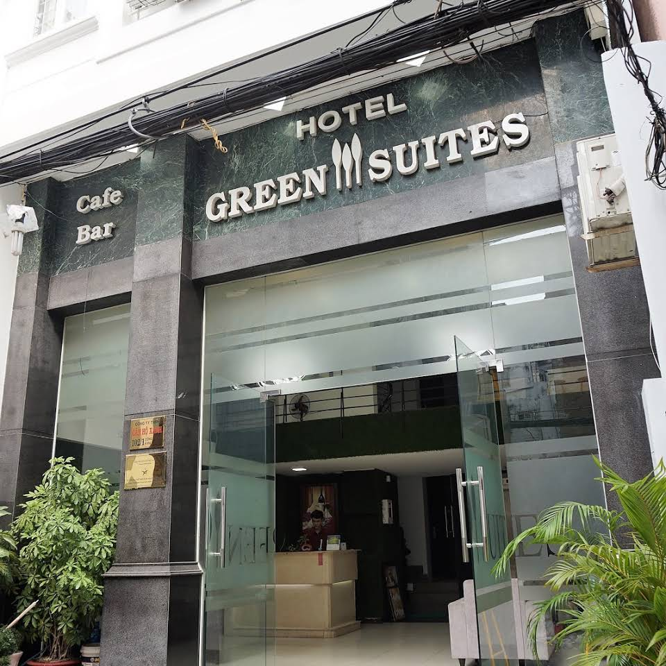Green Suites Hotel - Front - view