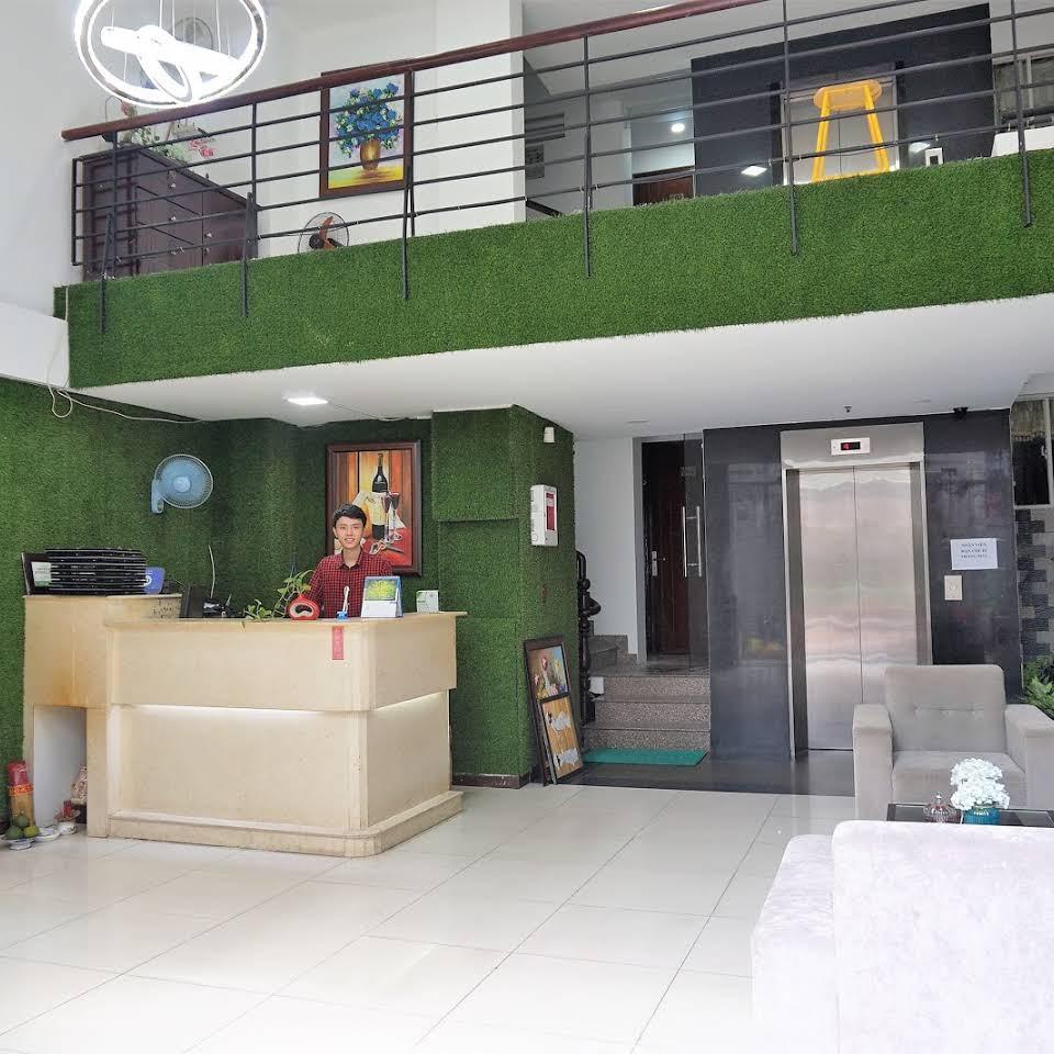 Green Suites Hotel - Reception