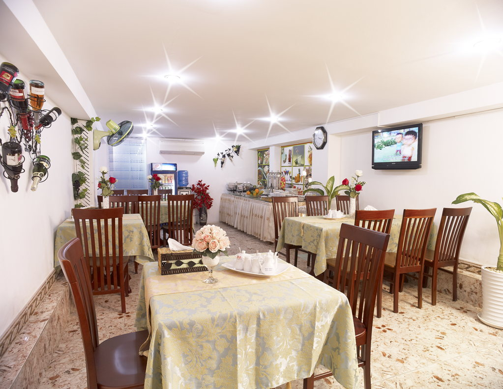 Ha My 3 Hotel - dining - Area