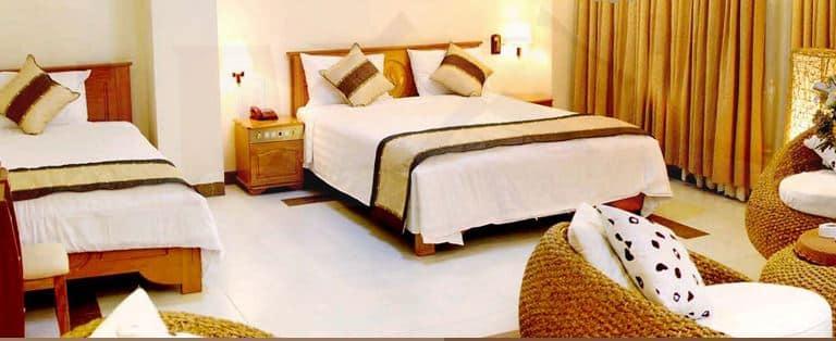 Ho Sen Hotel - Bedroom