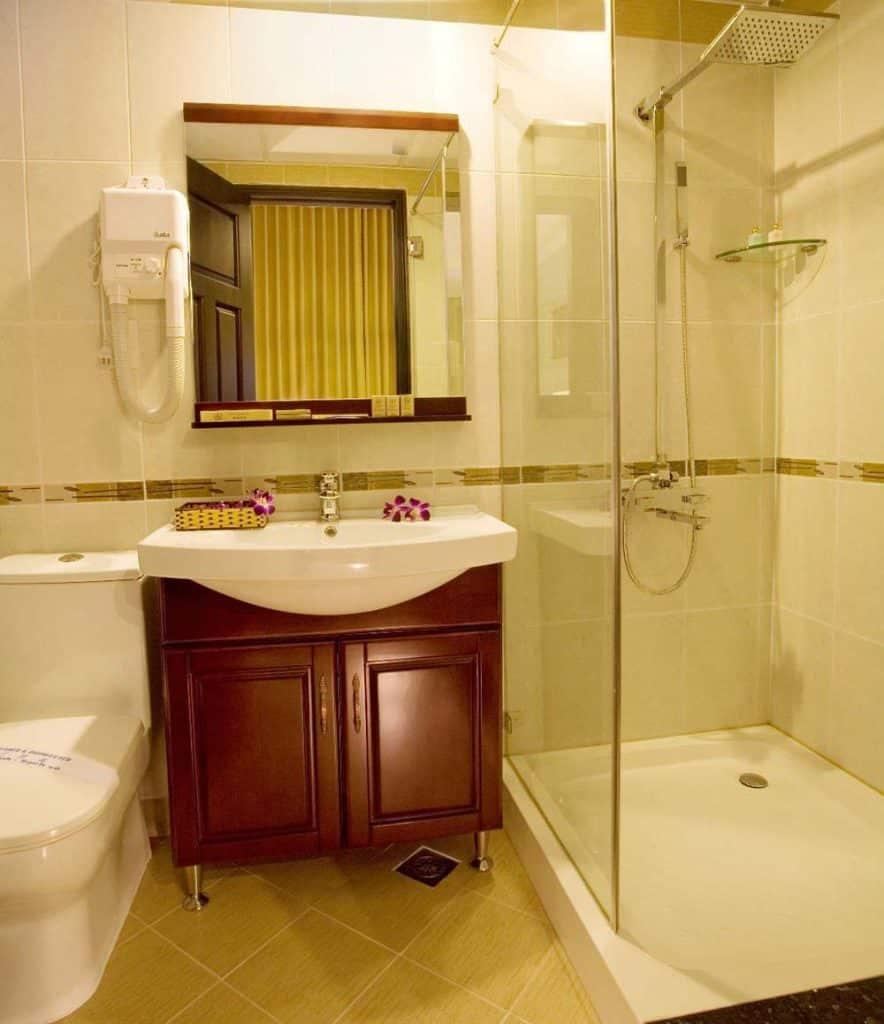 Lien An Saigon Hotel - Bathroom