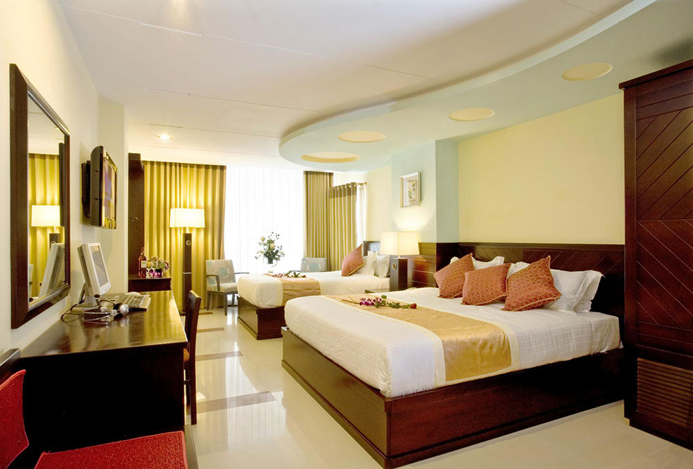 Lien An Saigon Hotel - Bedroom