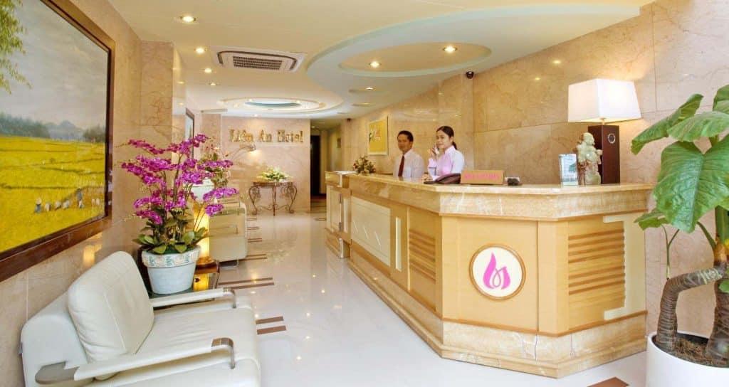 Lien An Saigon Hotel - Reception
