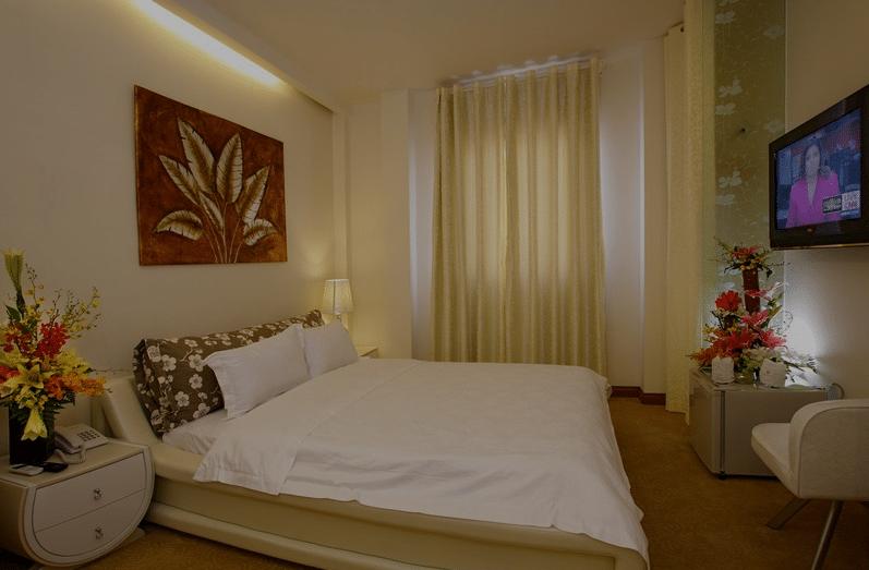 Mai Hotel - Bedroom