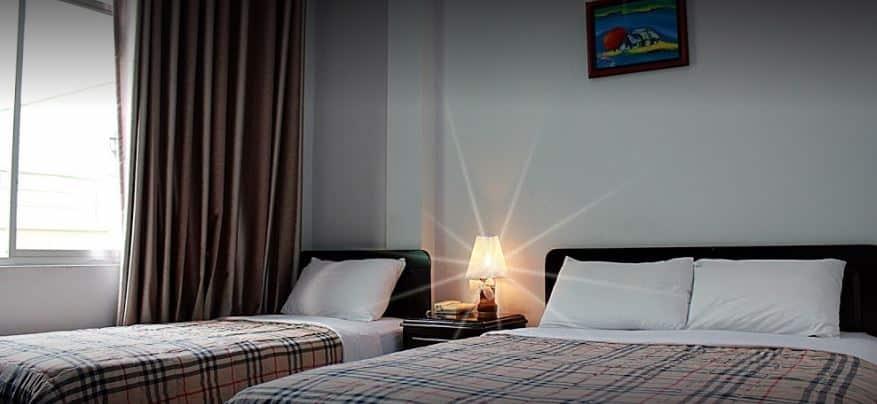 Nguyen Khang Hotel - Bedroom