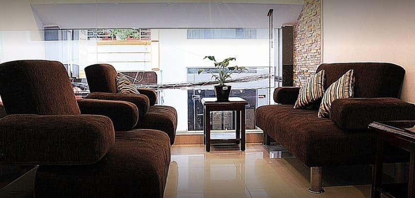 Nguyen Khang Hotel - Lounge