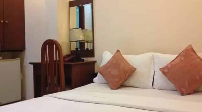 Nguyen Thanh Hotel - Bedroom