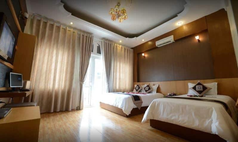 Saigon Sports 3 Hotel - Bedroom