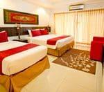 Sinsuvarn Airport Suite-bedroom