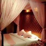 convenient resort hotel - bedroom