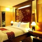 mariya hotel-bedroom