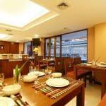 mariya hotel-dining-area
