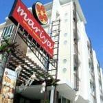 mariya hotel-frontview
