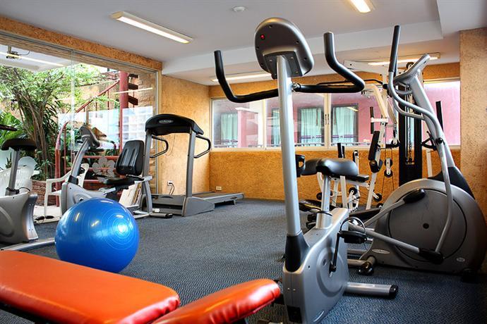 Guest Friendly Hotels In Pattaya - Bella Villa Prima Hotel - Gym