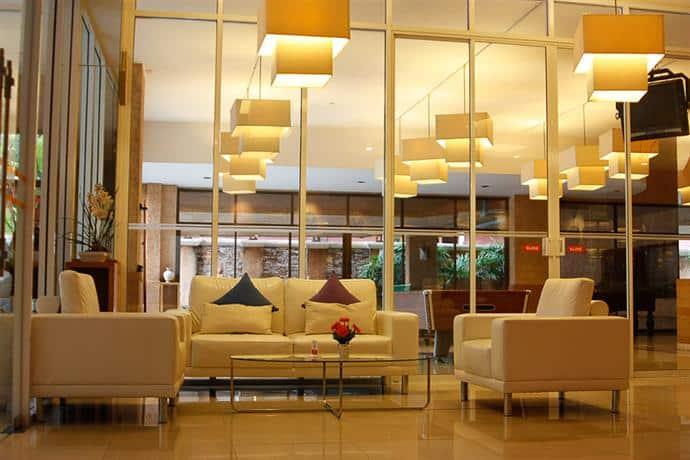Guest Friendly Hotels In Pattaya - Bella Villa Prima Hotel - Longue