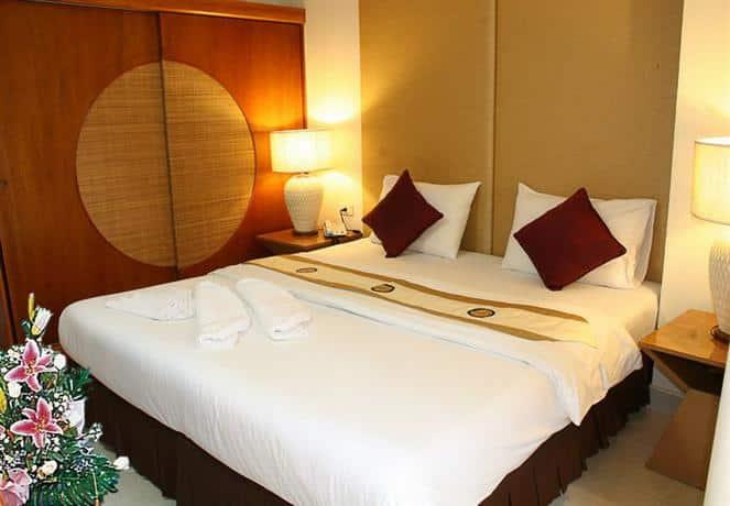 Guest Friendly Hotels In Pattaya - Bella Villa Prima Hotel - Private - Bedroom