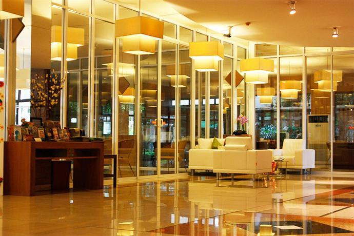 Guest Friendly Hotels In Pattaya - Bella Villa Prima Hotel - Private - Longue
