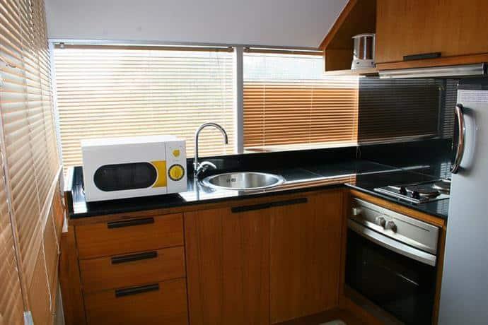 Guest Friendly Hotels In Pattaya - Bella Villa Prima Hotel - Private - Kitchen