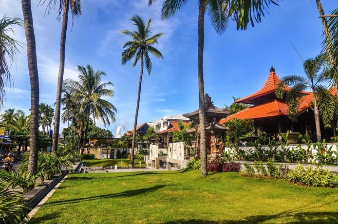 Bali Guest Friendly Hotels - garden