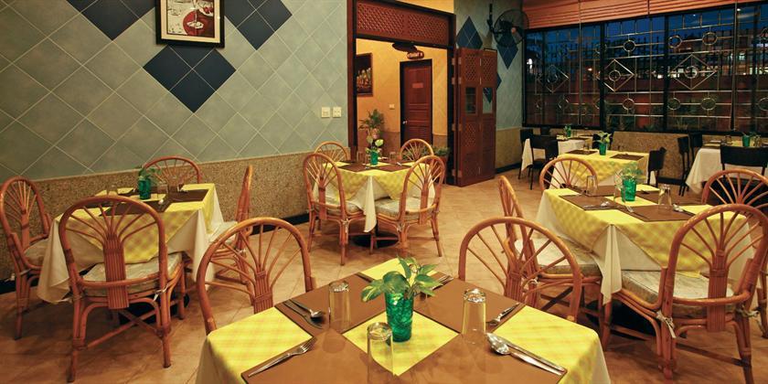 guest friendly hotels in Hua Hin - Citin Loft Hua Hin - Restaurent