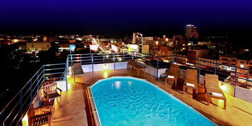 guest friendly hotels in Hua Hin - Citin Loft Hua Hin - Swimming - Pool