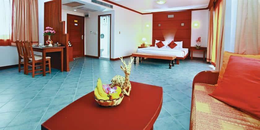 guest friendly hotels in Hua Hin - Citin Loft Hua Hin - Bedroom
