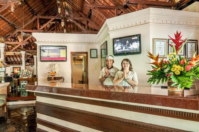 Bali Guest Friendly Hotels - Bounty Hotel  - Reception
