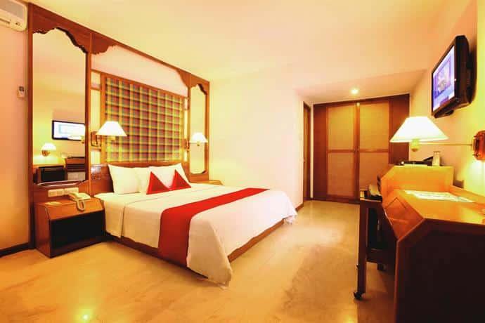 Bali Guest Friendly Hotels - Bounty Hotel - Bedroom