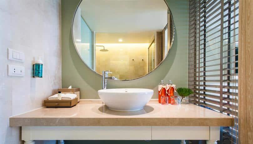 guest friendly hotels in Hua Hin - Amari Hua Hin - Bathroom
