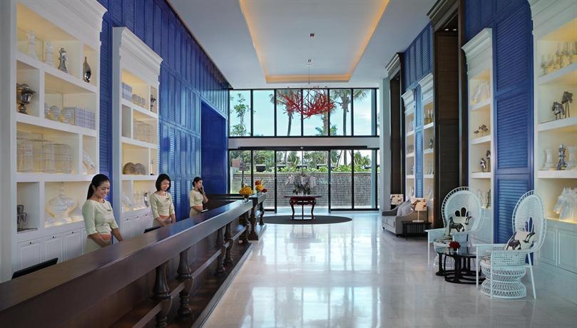 guest friendly hotels in Hua Hin - Amari Hua Hin - Reception