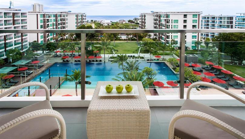 guest friendly hotels in Hua Hin - Amari Hua Hin - Balcony