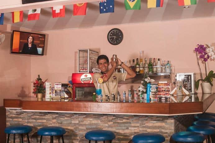 Bali Guest Friendly Hotels - Bar Bounty Hotel