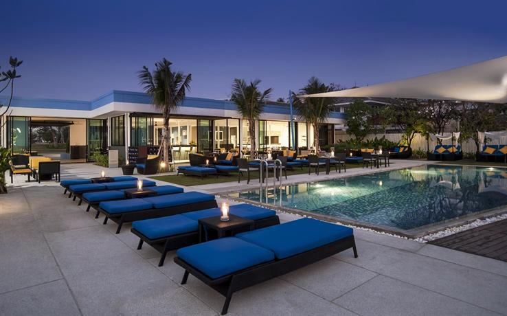guest friendly hotels in Hua Hin - Amari Hua Hin - Outside