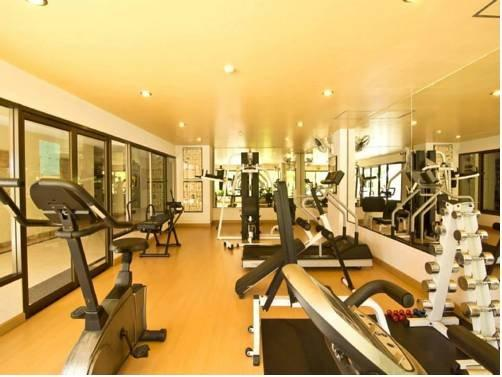Guest Friendly Hotels In Pattaya - Best Beach Villa - Gym