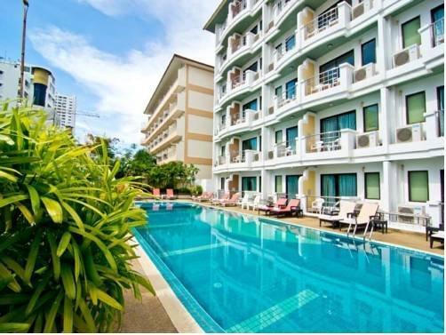 Guest Friendly Hotels In Pattaya - Best Beach Villa - Swimming - Pool