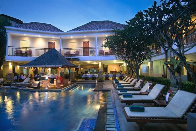 Bali Guest Friendly Hotels - Niche Bali Hotel - Swimming - Pool
