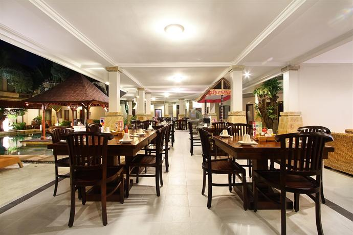 Bali Guest Friendly Hotels - Niche Bali Hotel - Restaurant