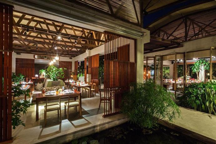 guest friendly hotels in Hua Hin - Let's Sea Hua Hin Al Fresco Resort  - Dining - Area