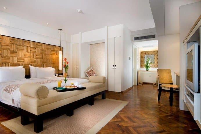 Bali Guest Friendly Hotels - Padma Resort Bali at Legian - Bedroom