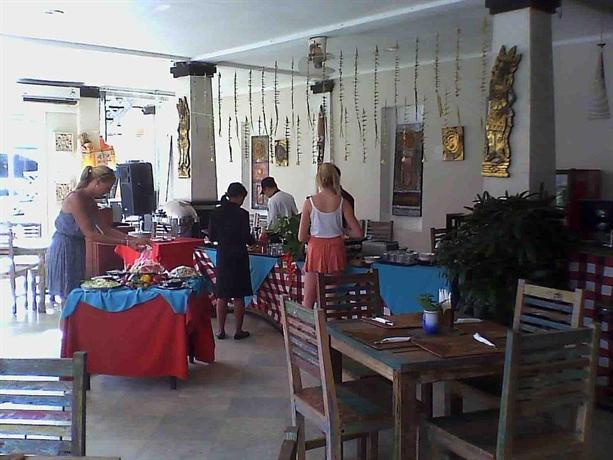 Bali Guest Friendly Hotels - Royal Tunjung Bali Villa - Restaurant