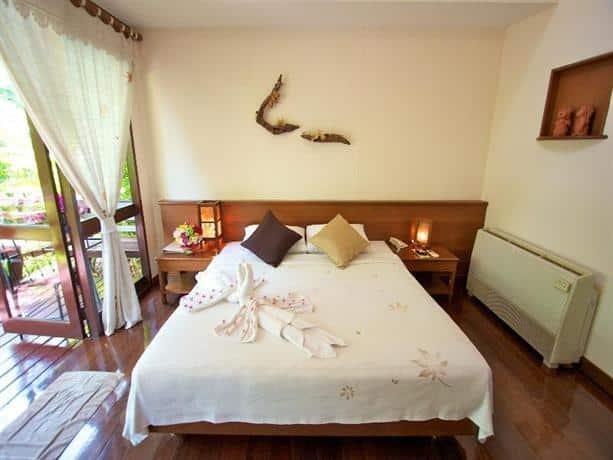 guest friendly hotels in Hua Hin - Baan Duangkaew Resort - Bedroom